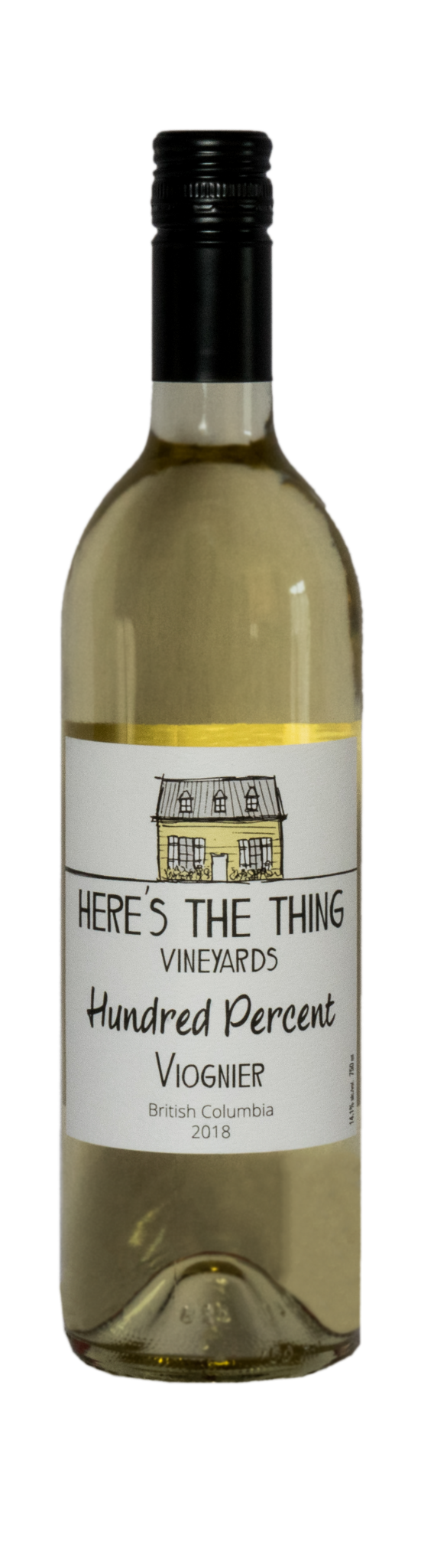 HTTV Bottle shot viognier